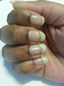 Nails Plain
